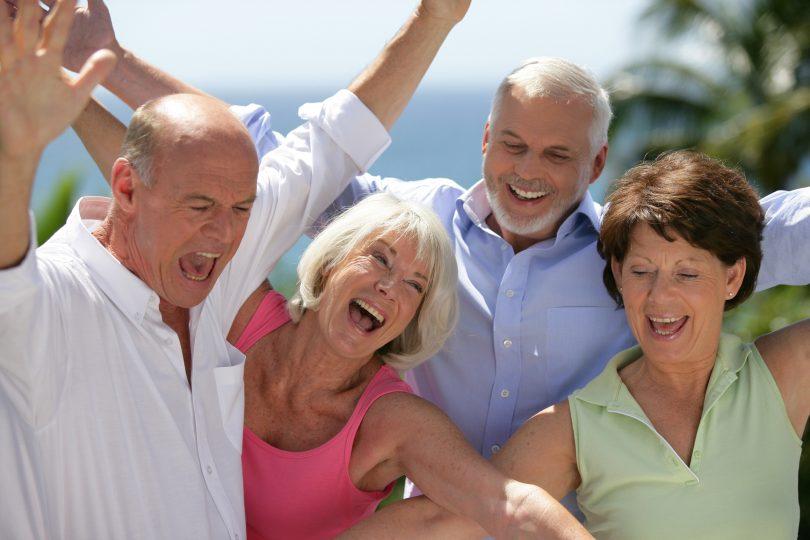 Vantagens de viajar em grupos da melhor idade