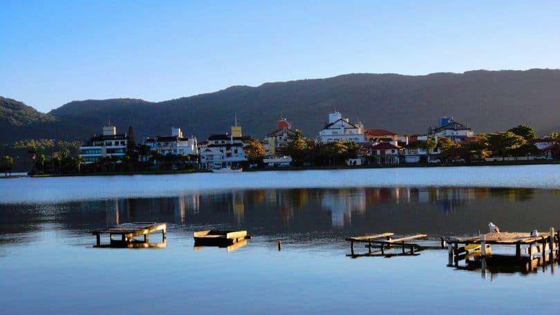 Pontos turísticos de Florianópolis