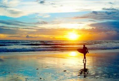Florianópolis e o surfe