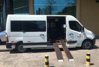 Transporte para deficientes