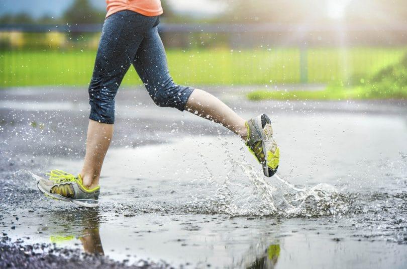 Esporte na chuva