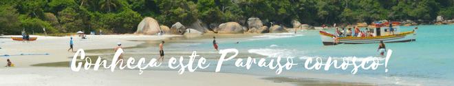 ilha do campeche passeios