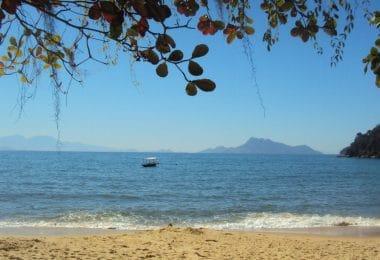 Praias de Governador Celso Ramos - SC