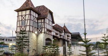 História de Blumenau