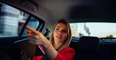 As principais diferenças entre Transporte executivo e Uber